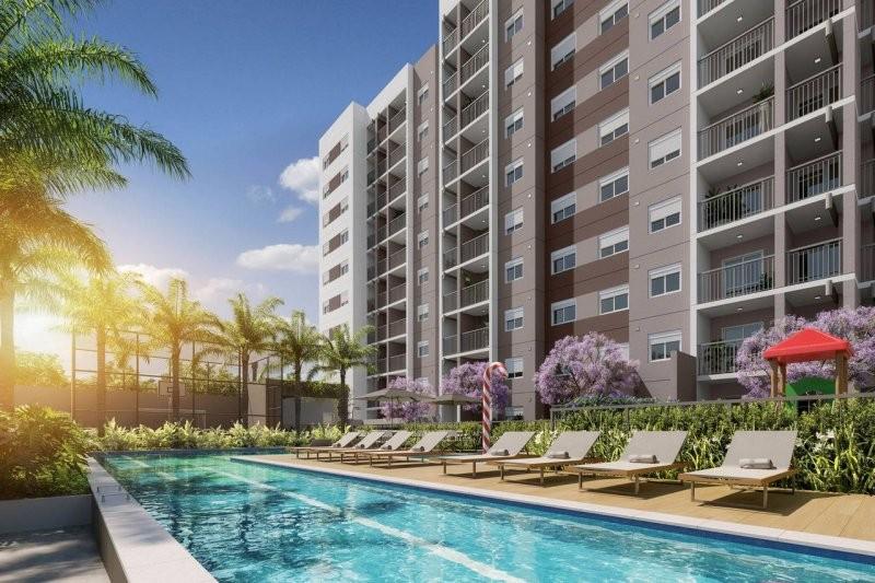 Apartamento à venda  no Chácara Santo Antônio (Zona Leste) - São Paulo, SP. Imóveis